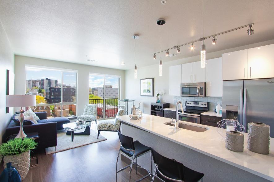 Via Apartment Interior