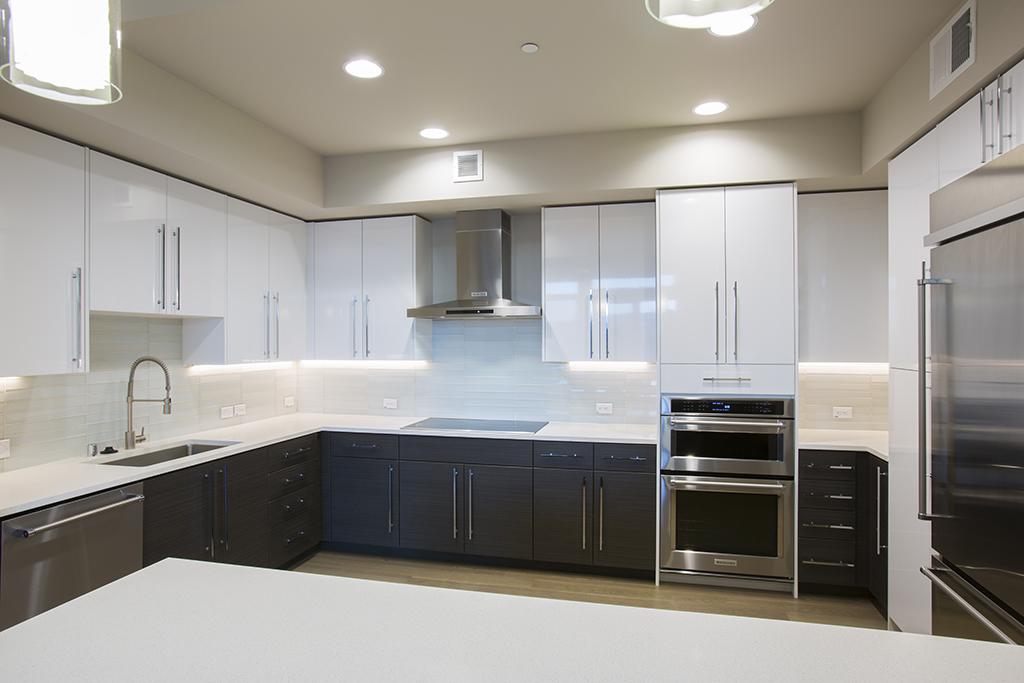 Indigo Interior Kitchen
