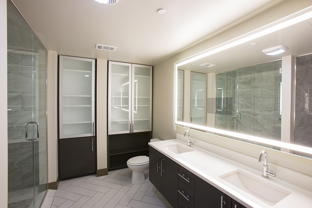 Indigo Interior Bath