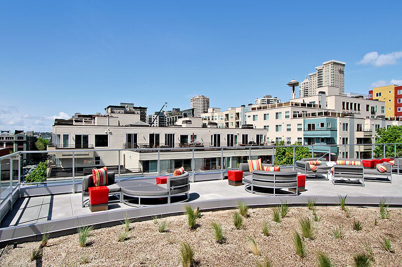 ArtHouse Rooftop Deck