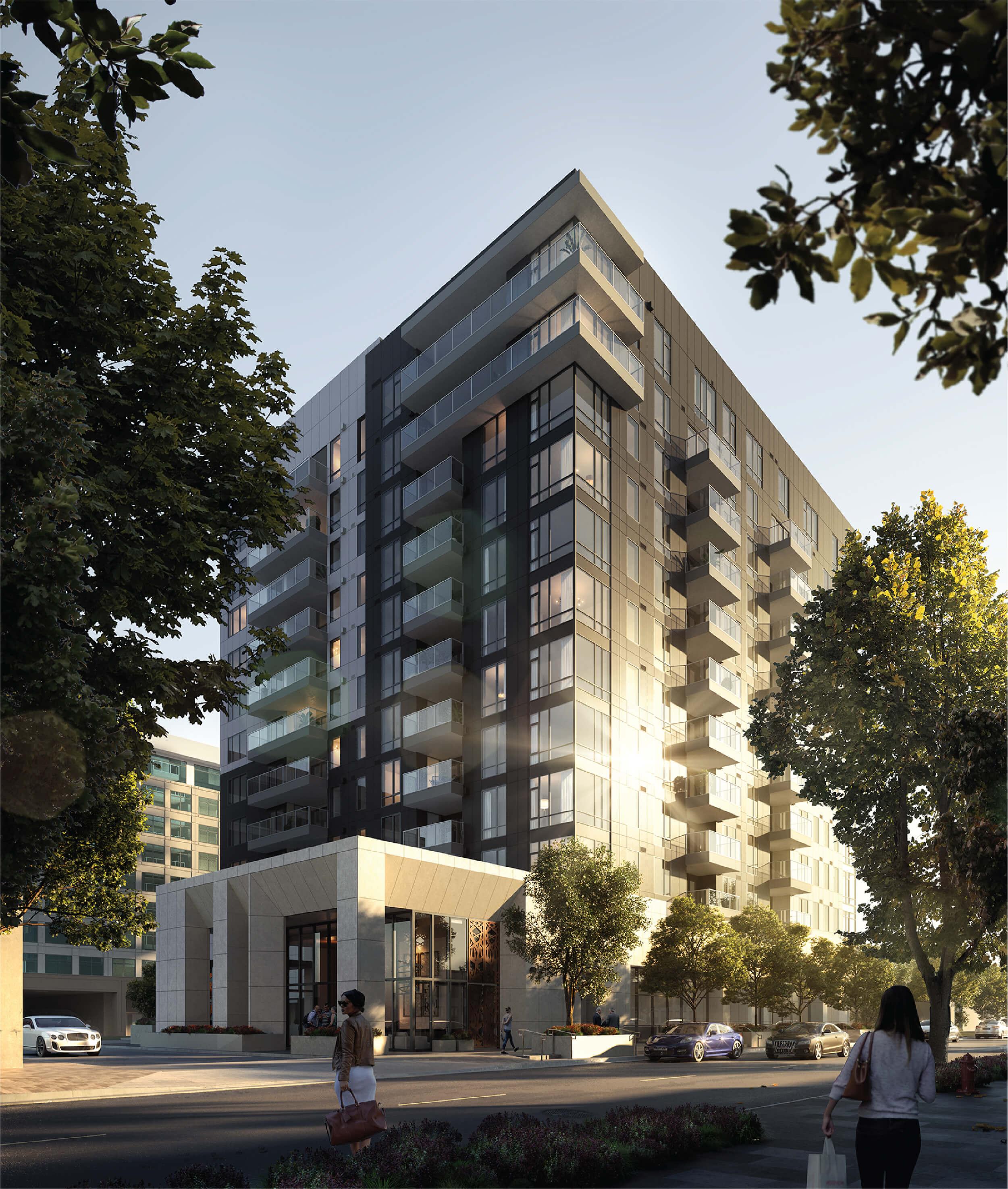 Princeton Court Apartments: Residential