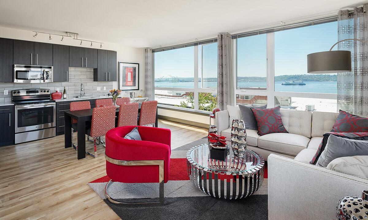 ArtHouse Apartment Interior