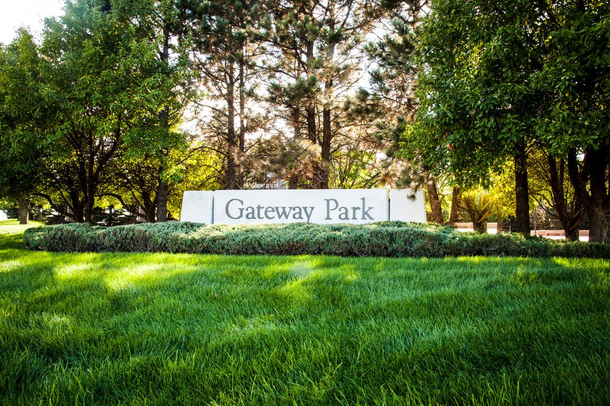 Gateway Park Monument Sign