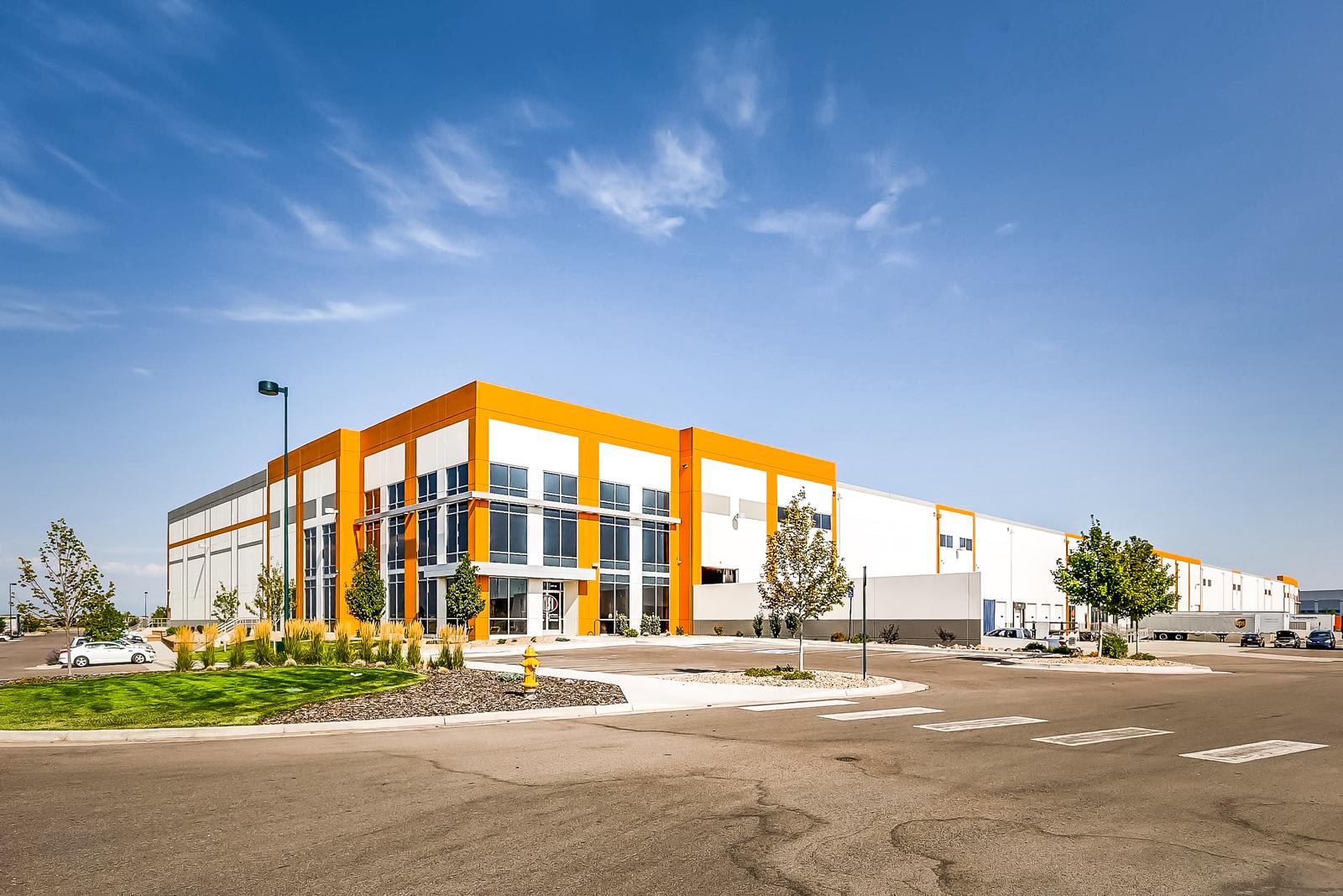 Gateway Industrial Building - Orange