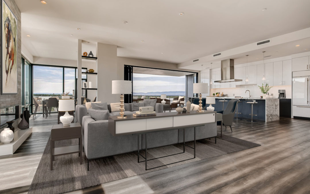 This luxury condo development in Denver dominated Q2's top sales